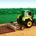 Plowing Tractor by kosbrick