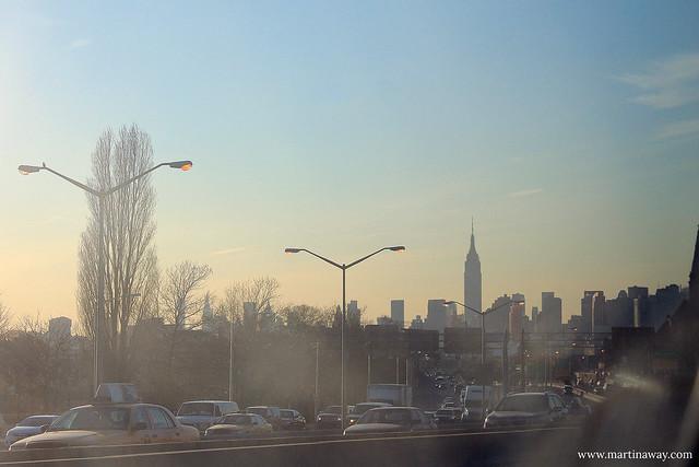 La prima volta che ho visto Manhattan