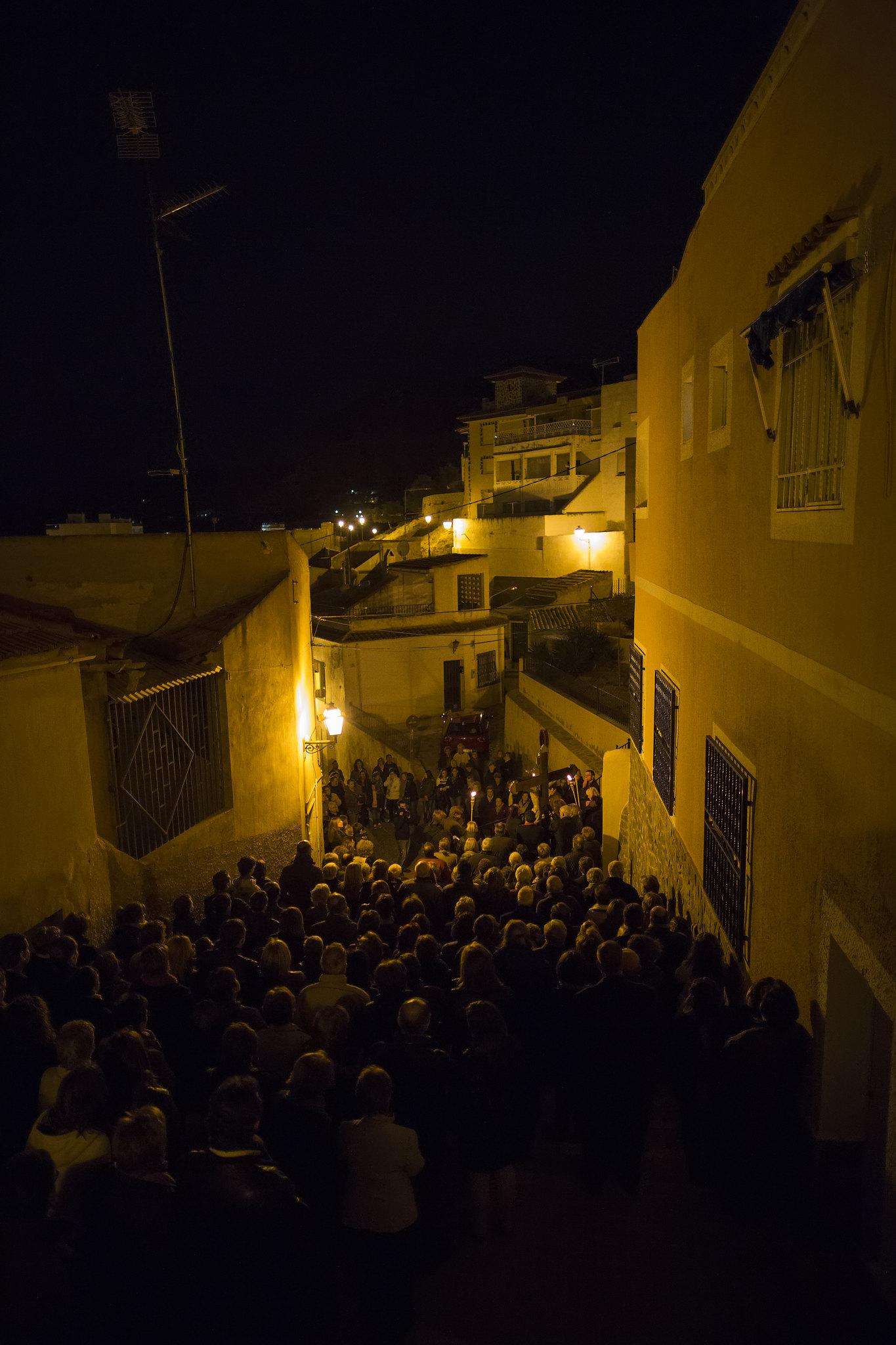 (2013-03-22) - IV Vía Crucis nocturno - Vicent Olmos (01)