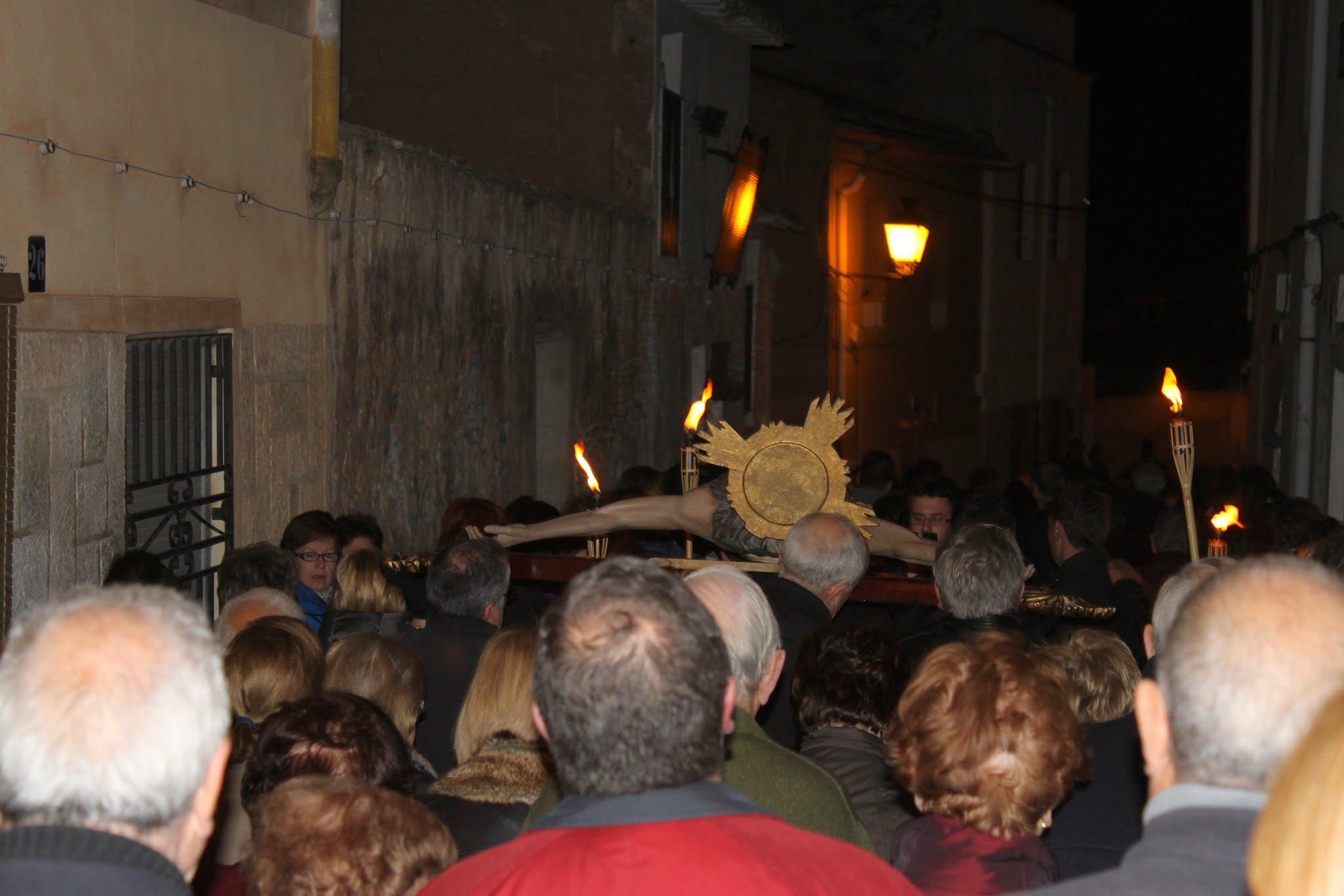 (2013-03-22) - IV Vía Crucis nocturno - Javier Romero Ripoll (21)