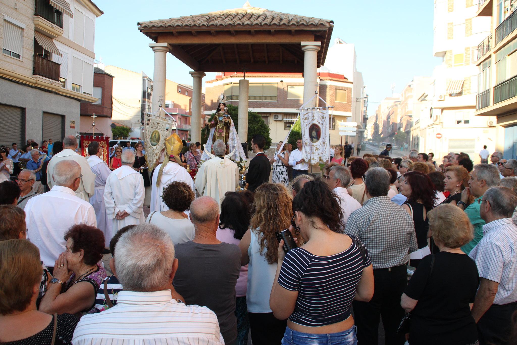 (2015-07-12) - Virgen del Carmen, parroquia La Santa Cruz - Javier Romero Ripoll (110)