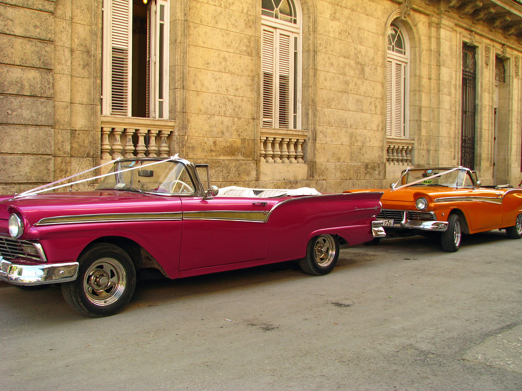 Classic Cars - Dream Holiday in Cuba