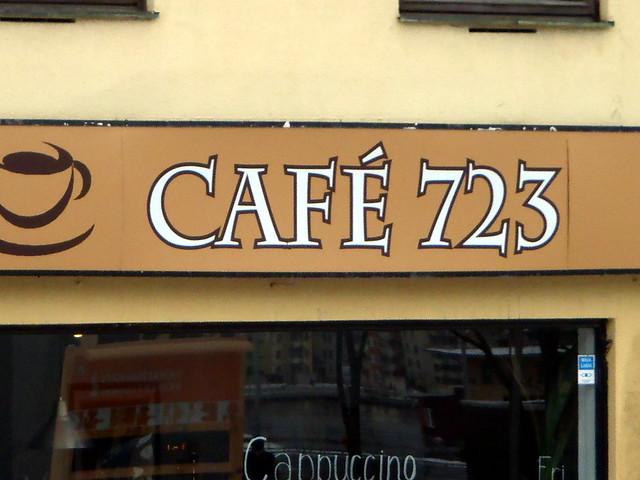 723 café