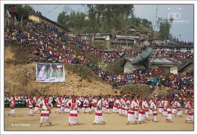 Oriah Festival of Wancho | Arunachal Pradesh