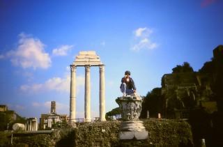 Italy   -   Rome   -   (Jeb)   -   April 1989