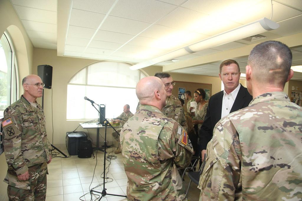 IMCOM Quarterly Prayer Luncheon | U S  Army Installation Man