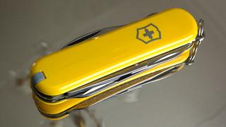 Victorinox Rambler Swiss Army Pocket Knife With 8