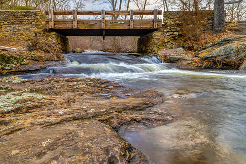 longexposure bridge winter river geotagged waterfall nikon unitedstates connecticut lichen easthaddam devilshopyardstatepark oudoors chapmanfalls eightmileriver nikond5300