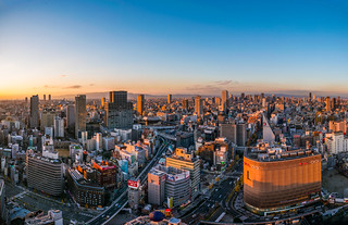 Downtown Osaka Pano 1 | by pappa_Neo