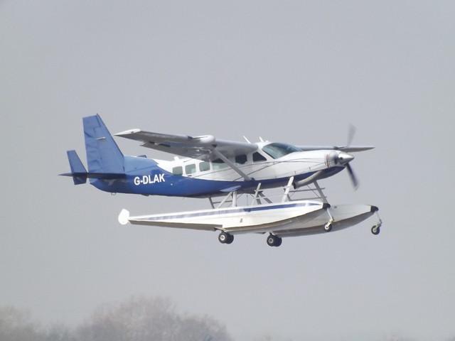 G-DLAK Cessna Caravan 208  Aerodynamics Ltd