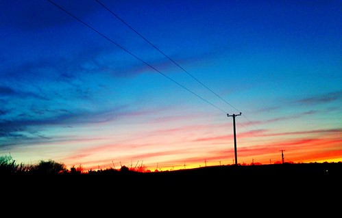 colour silhouette telegraphpole windfarm turbines hss htt iphone5 sliderssunday telegraphtuesday