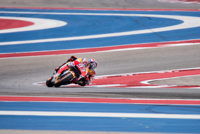Marquez, Way Out In Front
