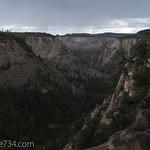 Upper Echo Canyon