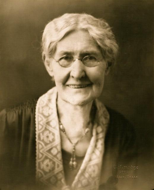 Eleanor Thomas Estill (Granny), from Juliet's collection