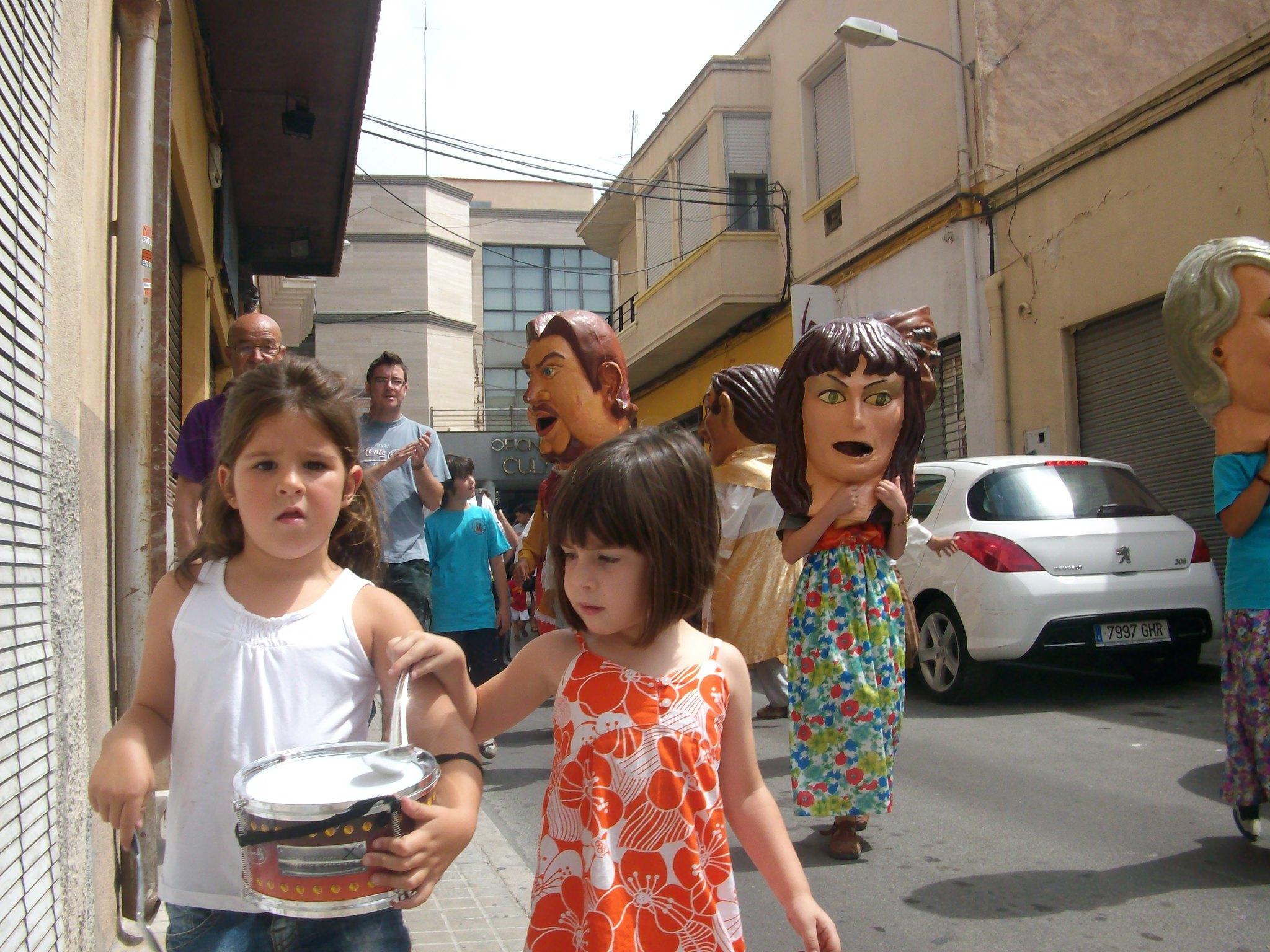 (2010-07-04) - Pasacalle Gent de Nanos - José Vicente Romero Ripoll -  (09)