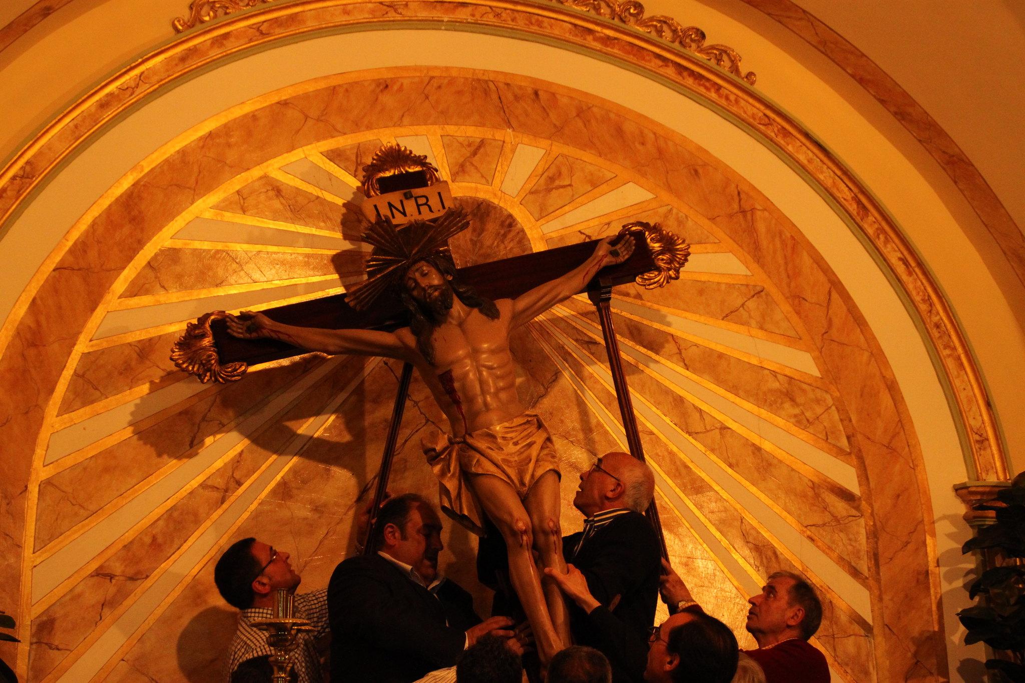 (2014-04-01) -  V Vía Crucis nocturno - Javier Romero Ripoll (212)