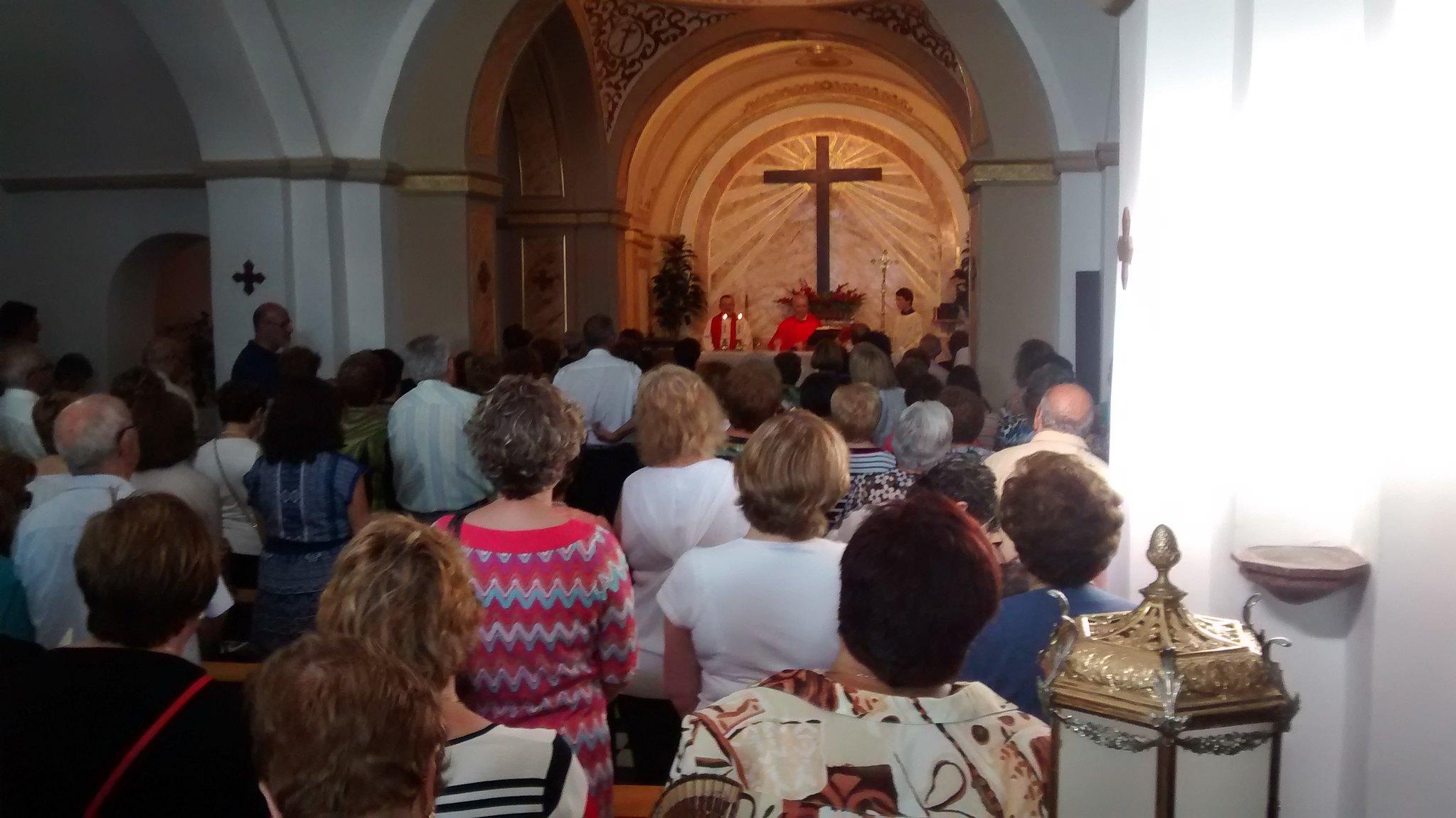 (2014-06-27) - Eucaristía y bajada del Cristo - José Vicente Romero ripoll (02)