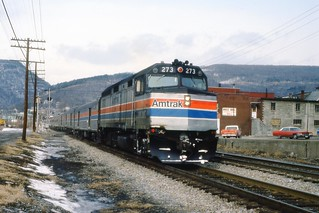 Amtrak 273 #440 at Viaduct Jct | by geneseewyoming