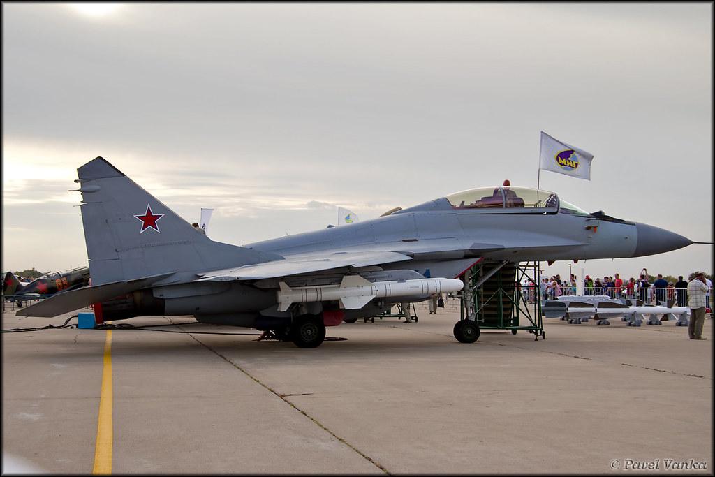 MiG-35 | MAKS 2015, 28 08 2015 | Pavel Vanka | Flickr