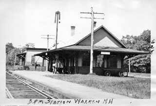 Warren, NH 1936 | by pullmanworks