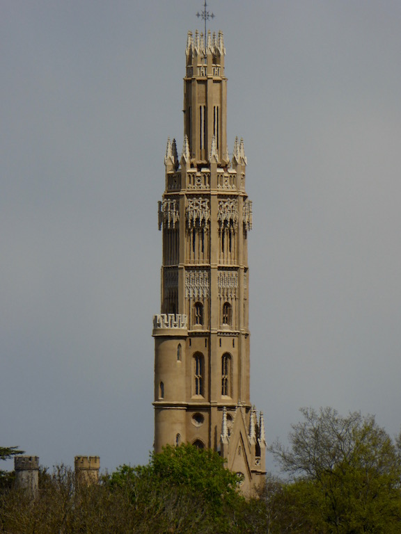 Hadlow Tower Tonbridge Circular walk