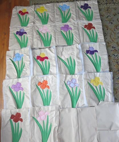Thrifted Quilt Blocks
