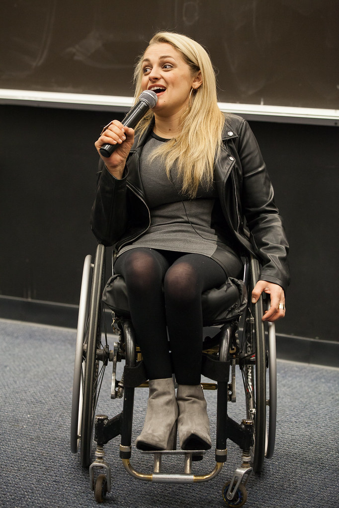Ali Stroker Actress Speaks Full House