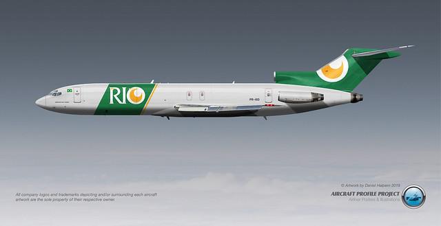 RIO CARGO 727-200