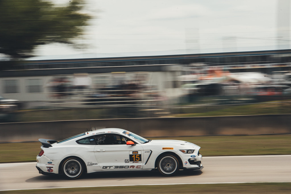 Ford Racing Mustang GT350RC