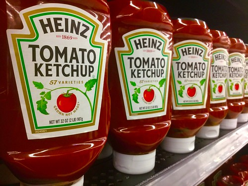 Heinz Tomato Ketchup | by JeepersMedia