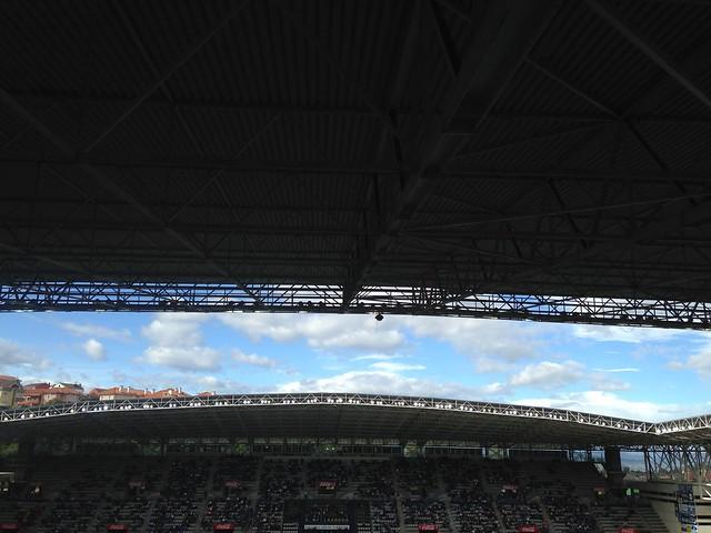 Estadio Carlos Tartiere,Oviedo