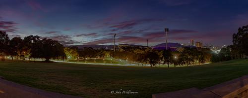 longexposure panorama clouds sunrise landscape cityscape outdoor australia adelaide southaustralia adfelaideoval