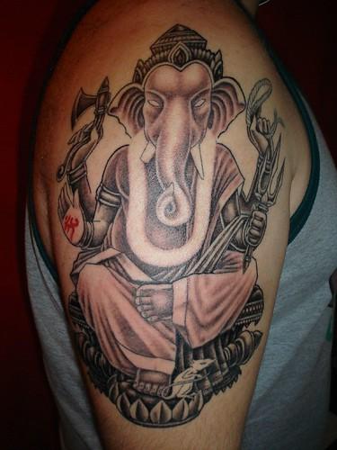 kanesh custom tattoo (Dejavu Tattoo Studio Chiangmai Thailand) | by augrust