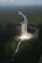 Kaieteur falls   by codiferous