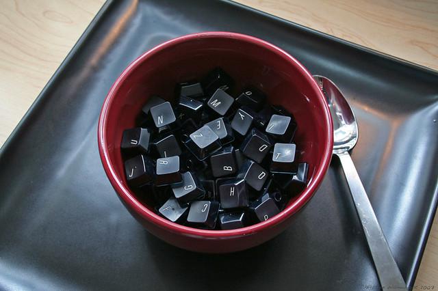 Alphabet Soup II