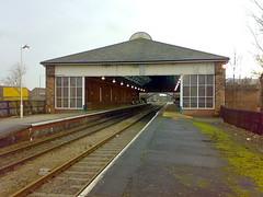 North end Beverley Station