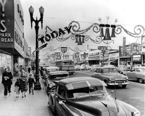 Late 50's early mid 60's Compton CA