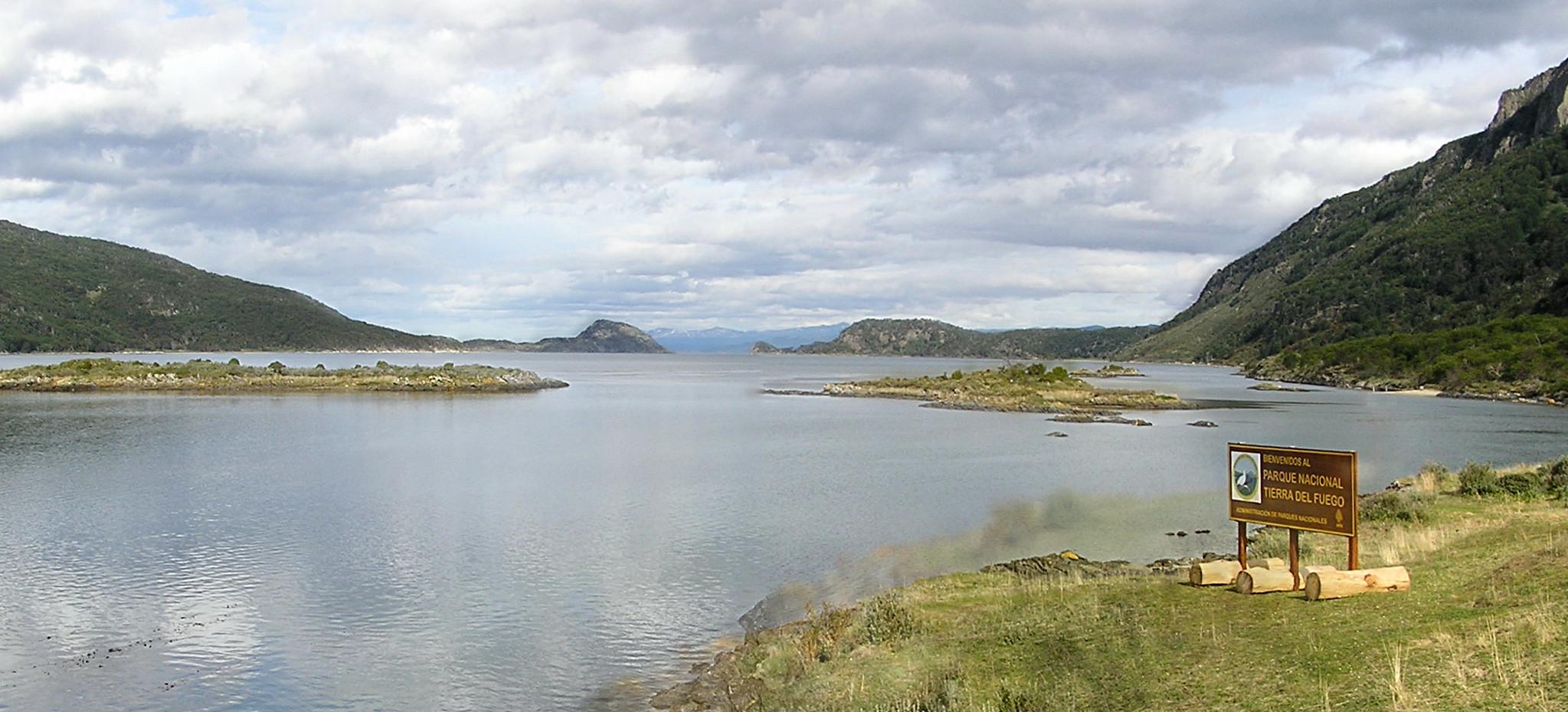 Lago Roca Tierra de Fuego Argentina