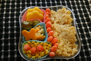 April 4, 2007 - My first bento box! | by firepile