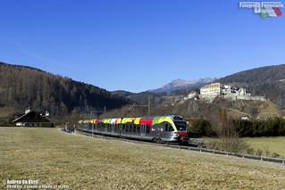 Un castello in Pusteria   by Fotografia Ferroviaria Digitale