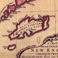 Kapawok Island.  #Map #Antique #TheGoodOldDays #BoyTimesHaveChanged #TooFabulous #NomansIsle #GayHead #MinamohyCove #TarpaulinCove #LambertsCove #HomersCove #OldTownHarbor #EdgarT #CapePoge #Chilmark #Tisbury #MarthasVineyard #DukesCounty #MassachusettsBa