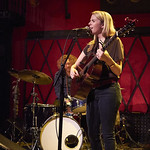Tue, 26/01/2016 - 10:27am - Aoife O'Donovan performs at Rockwood Music Hall in New York City for an audience of WFUV Members - 1/25/16. Photo by Gus Philippas