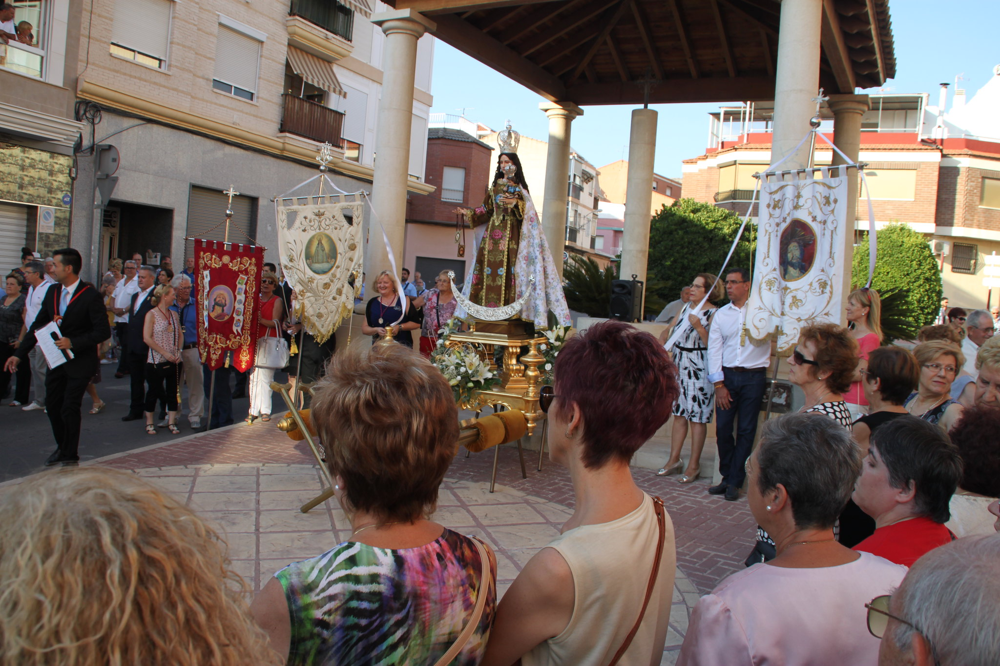 (2015-07-12) - Virgen del Carmen, parroquia La Santa Cruz - Javier Romero Ripoll (54)