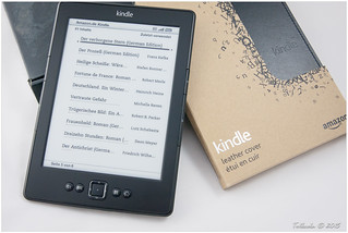 Amazon Kindle Ebook Reader | by Tolbxela