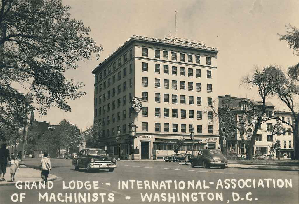 International Association of Machinists