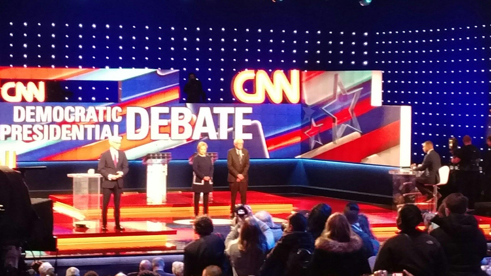 Flint Debate 1