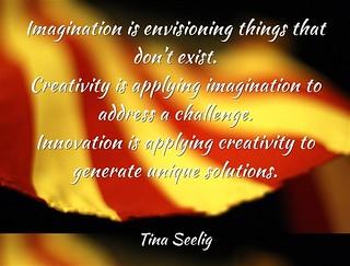 imagination creativitiy innovation