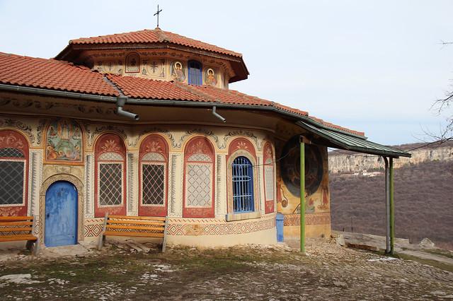 Transfiguration Monastery - Bulgaria