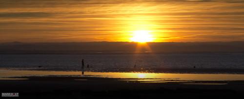 sunset liverpool fishing waterloo anglers waterloobeach