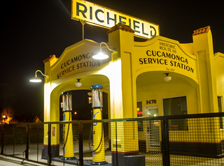 Richfield Gas Station Route 66